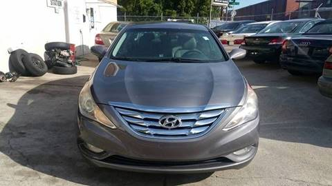 2011 Hyundai Sonata for sale at IMPORT AUTO SOLUTIONS, INC. in Greensboro NC
