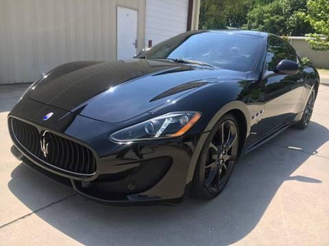 2014 Maserati GranTurismo for sale at IMPORT AUTO SOLUTIONS, INC. in Greensboro NC