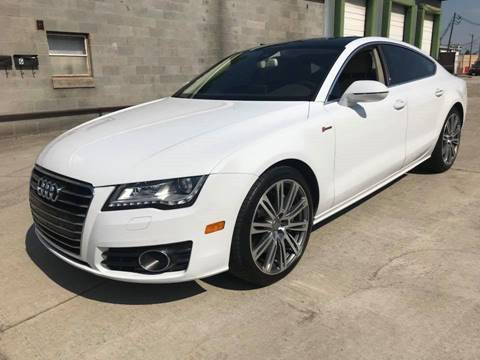 2012 Audi A7 for sale at IMPORT AUTO SOLUTIONS, INC. in Greensboro NC