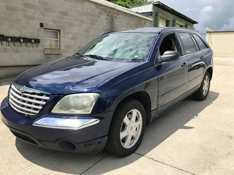 2004 Chrysler Pacifica for sale at IMPORT AUTO SOLUTIONS, INC. in Greensboro NC