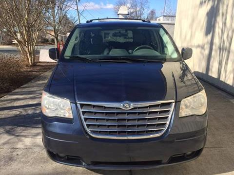 2008 Chrysler Town and Country for sale at IMPORT AUTO SOLUTIONS, INC. in Greensboro NC
