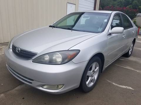 2003 Toyota Camry for sale at IMPORT AUTO SOLUTIONS, INC. in Greensboro NC