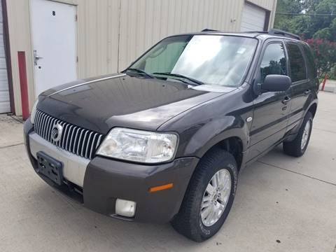 2005 Mercury Mariner for sale at IMPORT AUTO SOLUTIONS, INC. in Greensboro NC