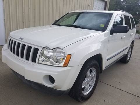 2007 Jeep Grand Cherokee for sale at IMPORT AUTO SOLUTIONS, INC. in Greensboro NC
