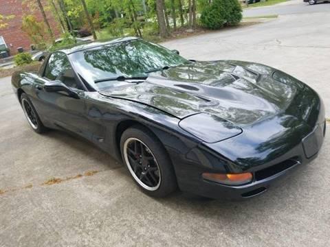 1999 Chevrolet Corvette for sale at IMPORT AUTO SOLUTIONS, INC. in Greensboro NC