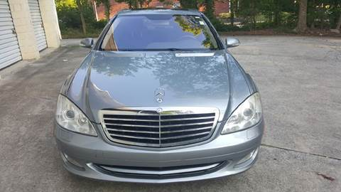 2007 Mercedes-Benz S-Class for sale in Greensboro, NC