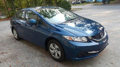 2013 Honda Civic for sale at IMPORT AUTO SOLUTIONS, INC. in Greensboro NC