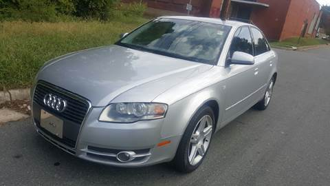 2006 Audi A4 for sale at IMPORT AUTO SOLUTIONS, INC. in Greensboro NC