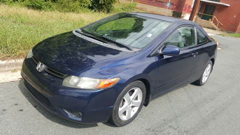 2008 Honda Civic for sale at IMPORT AUTO SOLUTIONS, INC. in Greensboro NC