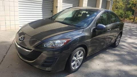 2010 Mazda MAZDA3 for sale at IMPORT AUTO SOLUTIONS, INC. in Greensboro NC