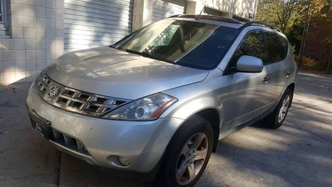 2004 Nissan Murano for sale at IMPORT AUTO SOLUTIONS, INC. in Greensboro NC