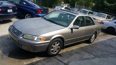 1999 Toyota Camry for sale at IMPORT AUTO SOLUTIONS, INC. in Greensboro NC