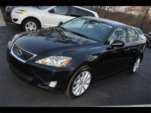 2008 Lexus IS 250 for sale at IMPORT AUTO SOLUTIONS, INC. in Greensboro NC