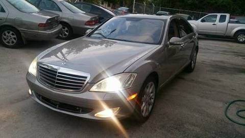 2007 Mercedes-Benz S-Class for sale at IMPORT AUTO SOLUTIONS, INC. in Greensboro NC