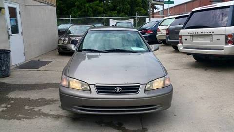 2001 Toyota Camry for sale at IMPORT AUTO SOLUTIONS, INC. in Greensboro NC