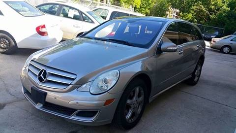 2006 Mercedes-Benz R-Class for sale at IMPORT AUTO SOLUTIONS, INC. in Greensboro NC