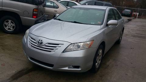 2007 Toyota Camry for sale at IMPORT AUTO SOLUTIONS, INC. in Greensboro NC