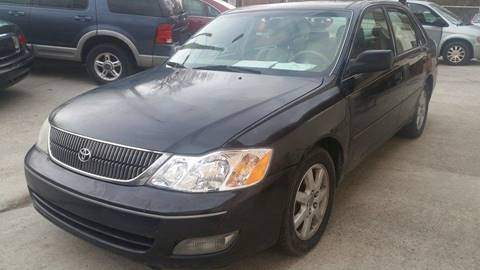 2001 Toyota Avalon for sale at IMPORT AUTO SOLUTIONS, INC. in Greensboro NC