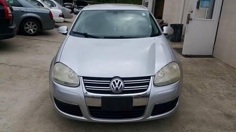 2005 Volkswagen Jetta for sale at IMPORT AUTO SOLUTIONS, INC. in Greensboro NC