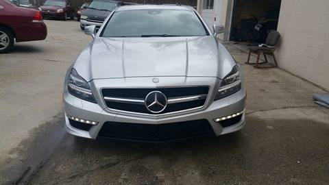 2014 Mercedes-Benz CLS-Class for sale at IMPORT AUTO SOLUTIONS, INC. in Greensboro NC