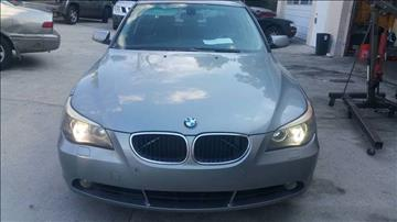2004 BMW 5 Series for sale at IMPORT AUTO SOLUTIONS, INC. in Greensboro NC