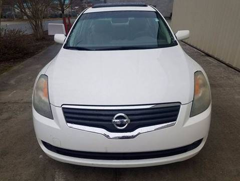 2008 Nissan Altima for sale at IMPORT AUTO SOLUTIONS, INC. in Greensboro NC