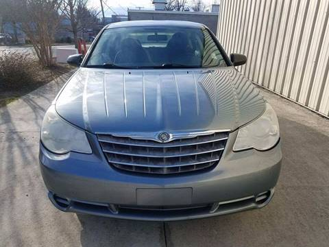 2009 Chrysler Sebring for sale at IMPORT AUTO SOLUTIONS, INC. in Greensboro NC