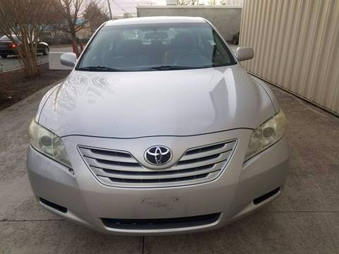 2008 Toyota Camry for sale at IMPORT AUTO SOLUTIONS, INC. in Greensboro NC