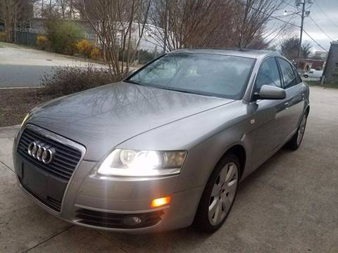 2006 Audi A6 for sale at IMPORT AUTO SOLUTIONS, INC. in Greensboro NC