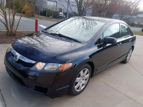 2009 Honda Civic for sale at IMPORT AUTO SOLUTIONS, INC. in Greensboro NC
