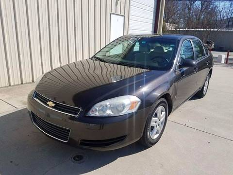 2008 Chevrolet Impala for sale at IMPORT AUTO SOLUTIONS, INC. in Greensboro NC