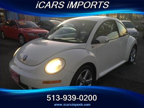 2008 Volkswagen New Beetle for sale in Fairfield, OH