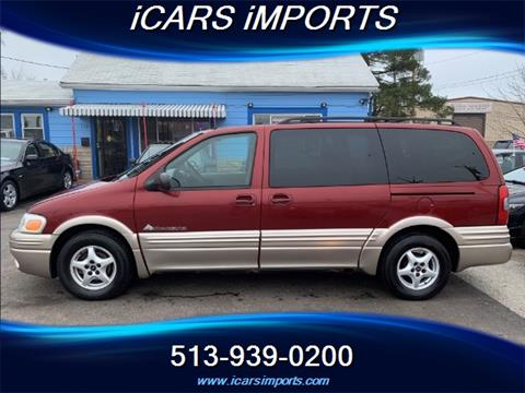 2002 Pontiac Montana for sale in Fairfield, OH