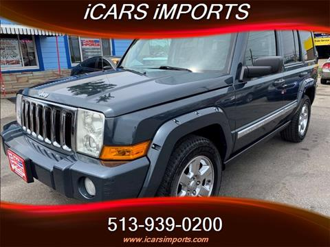 2007 Jeep Commander for sale in Fairfield, OH