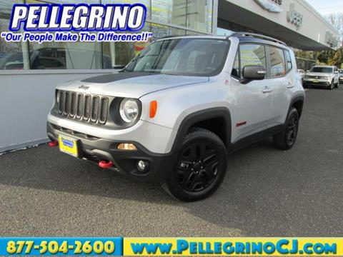2018 Jeep Renegade for sale in Woodbury Heights, NJ