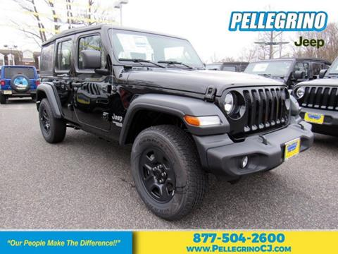 2019 Jeep Wrangler Unlimited for sale in Woodbury Heights, NJ