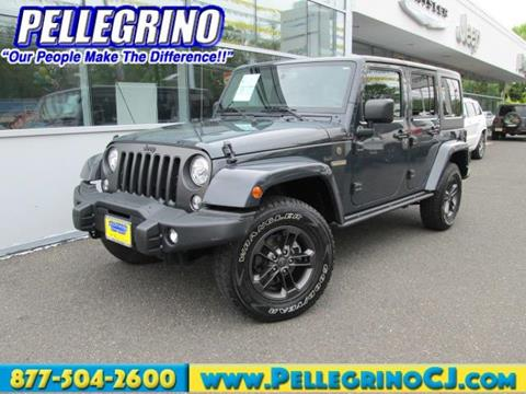 2018 Jeep Wrangler Unlimited for sale in Woodbury Heights, NJ