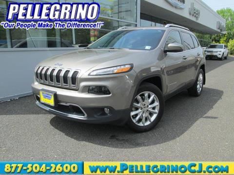 2017 Jeep Cherokee for sale in Woodbury Heights, NJ
