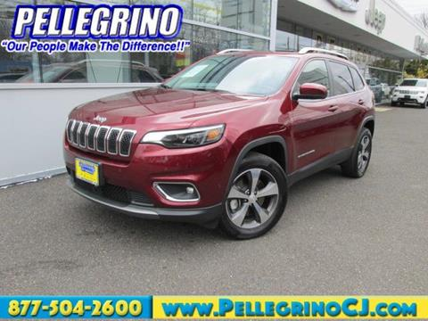 2019 Jeep Cherokee for sale in Woodbury Heights, NJ