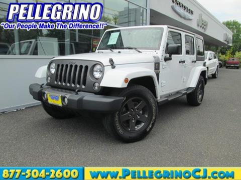 2016 Jeep Wrangler Unlimited for sale in Woodbury Heights, NJ