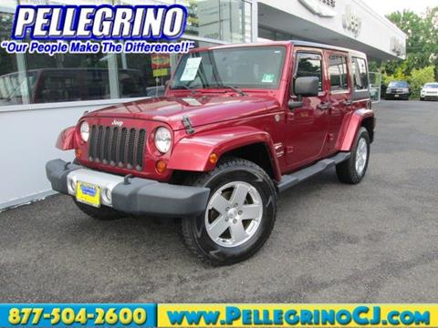 2012 Jeep Wrangler Unlimited for sale in Woodbury Heights, NJ