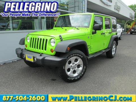 2013 Jeep Wrangler Unlimited for sale in Woodbury Heights, NJ