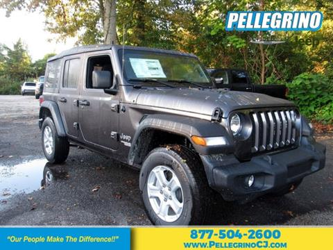 2020 Jeep Wrangler Unlimited for sale in Woodbury Heights, NJ