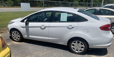 2013 Ford Fiesta for sale in Norman Park, GA