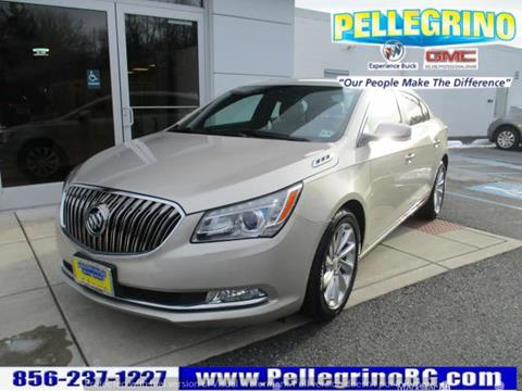 on 2007 Buick Lacrosse Highlights