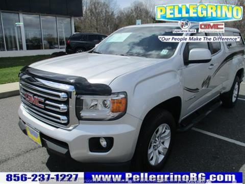 2016 GMC Canyon for sale in Williamstown, NJ