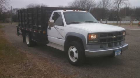 Dump Truck Brokers 1996 Chevrolet C/K 3500 Series for sale in Lonsdale, MN
