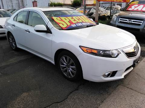 2014 Acura TSX for sale in Brentwood, NY