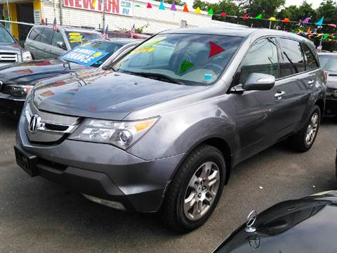 2008 Acura MDX for sale in Brentwood, NY