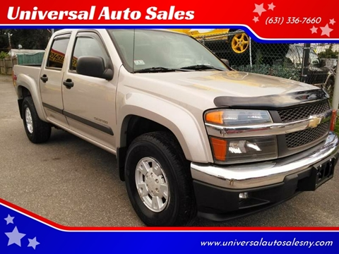 2004 Chevrolet Colorado for sale in Brentwood, NY